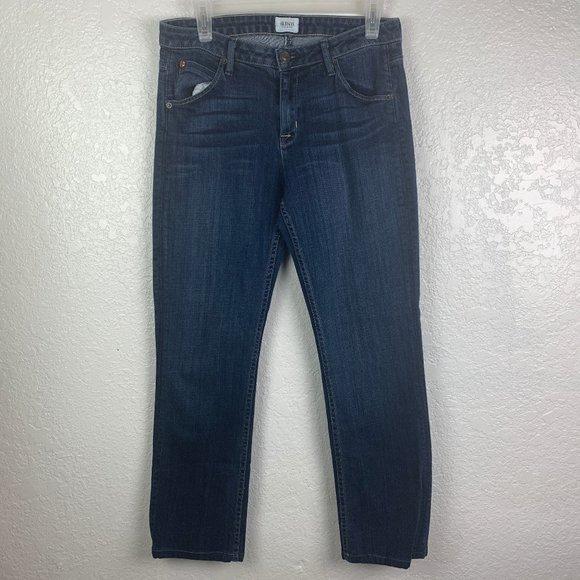 Hudson Jeans Denim - Hudson Size 29 Midrise Straight Leg Jeans